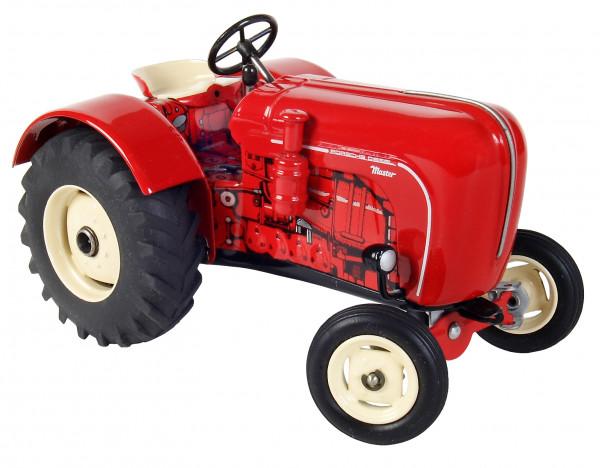 Blechspielzeug Traktor Porsche Master 419