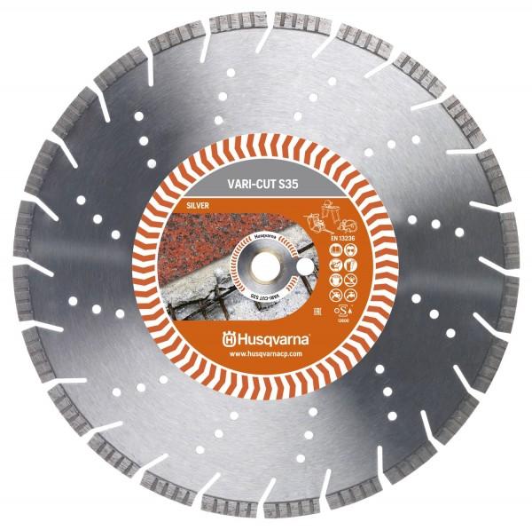 Husqvarna Diamantscheibe Vari Cut S 35 - Ø 400mm