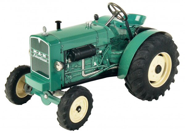 Blechspielzeug Traktor MAN AS 325 A