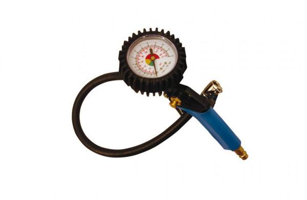 Druckluft-Reifenfüllpistole mit Manometer