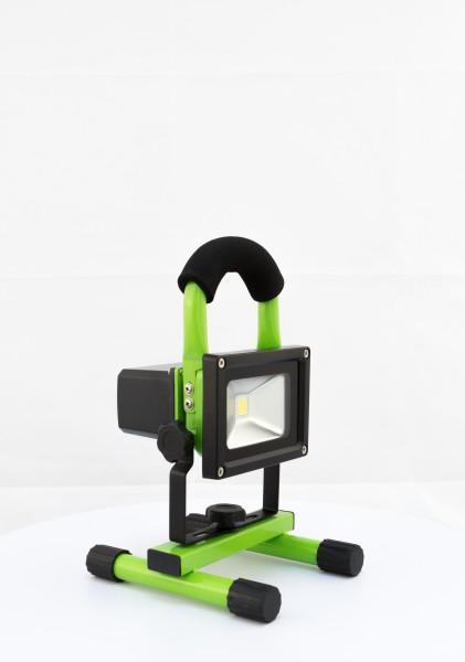 LED Akku Strahler 10W