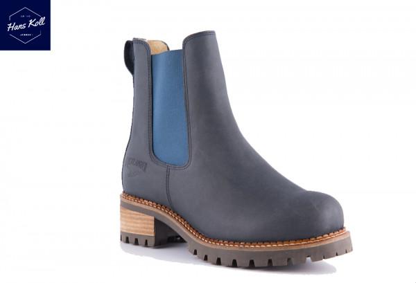 Ducklander Boots Blue / Blue