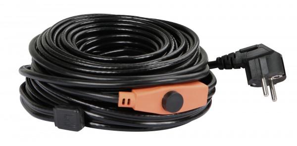 Frostschutz-Heizleitung mit Thermostat, 230 V / Frostschutz-Tränken