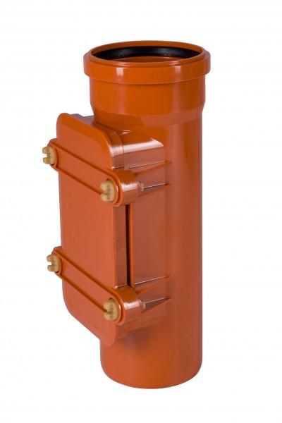 KG PVC Reinigungsrohr