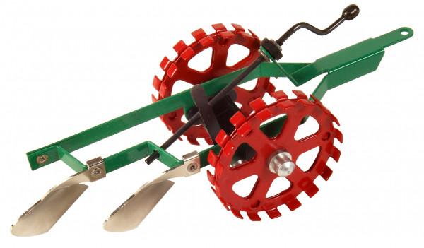 Blechspielzeug Kovap Pflug