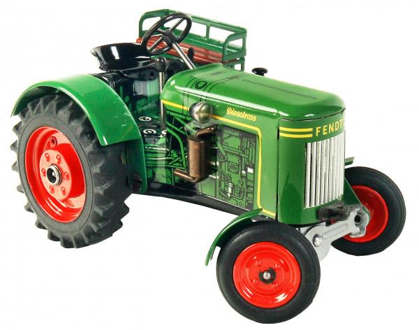 Blechspielzeug Traktor Fendt F20