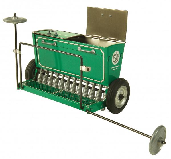 Blechspielzeug Kovap Sämaschine