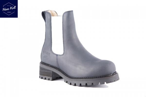 Ducklander Boots Blue / Silver