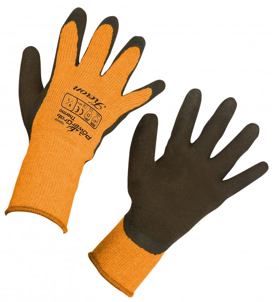 Winterhandschuh PowerGrab Thermo orange