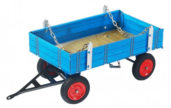 Blechspielzeug Kovap Anhänger ( Eilbulldog )