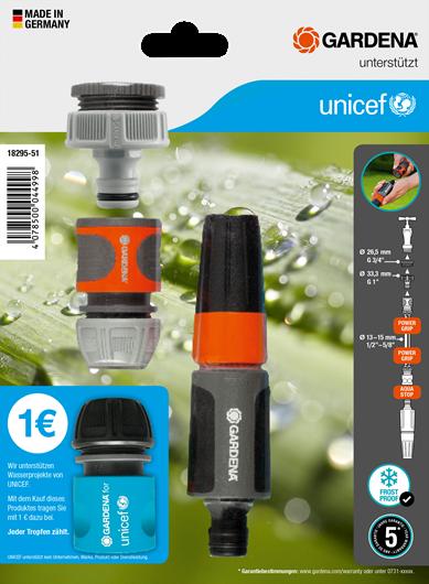 Grundausstattung-Aktion UNICEF