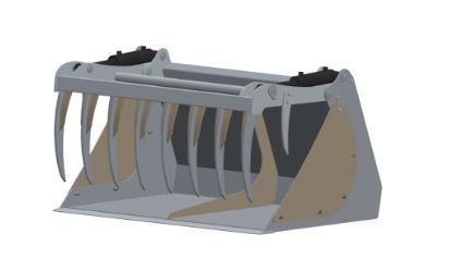 Krokodilschaufel Mini Euro – A505