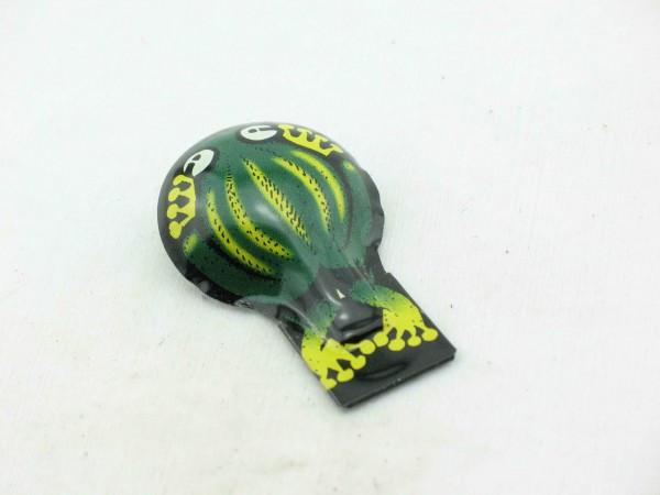 Blechspielzeug Knack Frosch