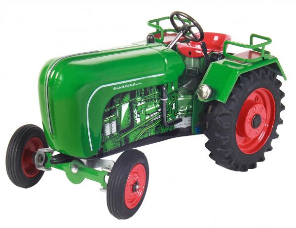 Blechspielzeug Traktor Allgaier AP16