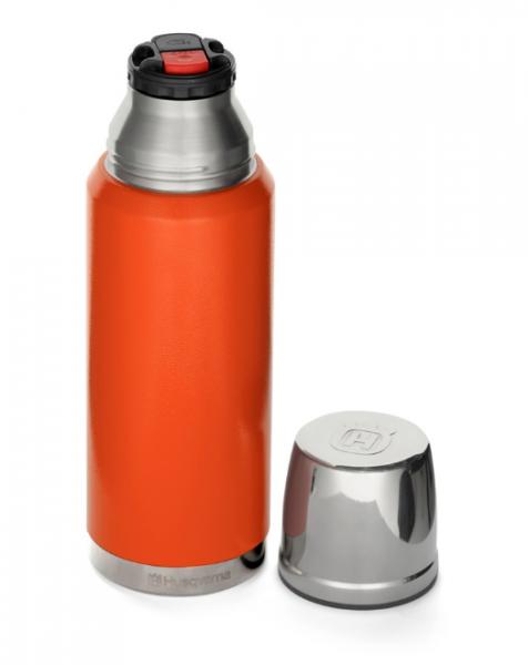 Husqvarna Xplorer Thermoskanne - 0,75L - Edelstahlflasche