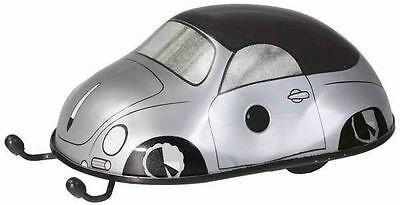 Blechspielzeug Porsche 356 Cabrio Silber