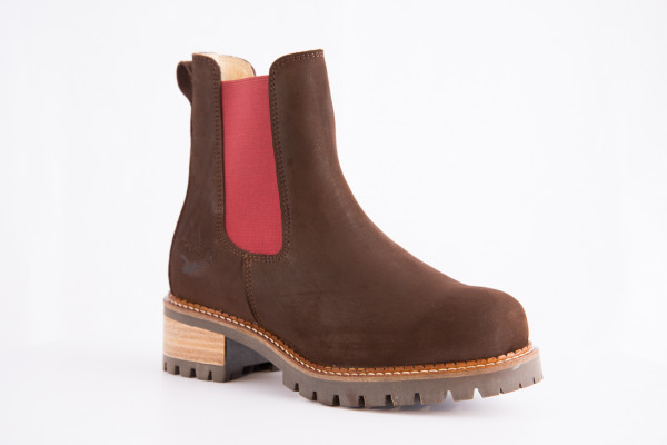 Ducklander Boots Brown / Bordeaux
