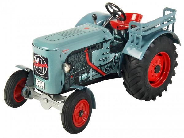 Blechspielzeug Traktor Eicher ED 215