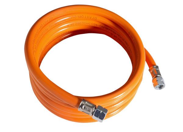 Mitteldruckschlauch 3000 mm - für Propan/Butan