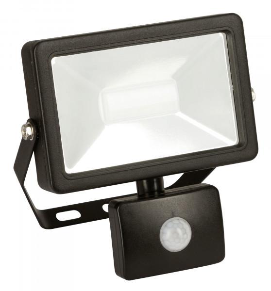 LED-Außenstrahler 20W mit Bewegungsmelder