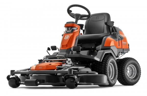 Husqvarna R 420TsX AWD inkl. Combi 122cm