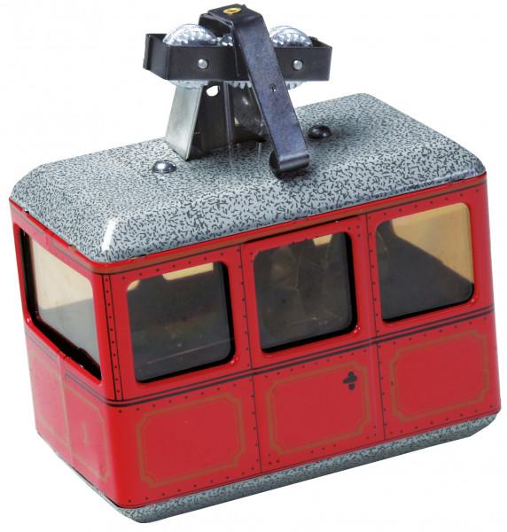 Blechspielzeug Seilbahn Rot