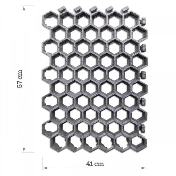 Paddockplatte - 50 x 40 x 4 cm