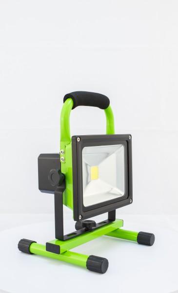 LED Akku-Strahler 20W