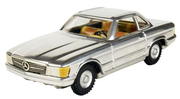 Blechspielzeug Mercedes Coupe Silber