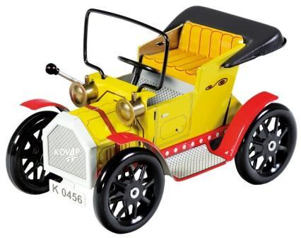 Blechspielzeug Oldtimer Auto